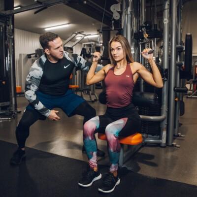 Personaalne treening Sparta spordiklubis