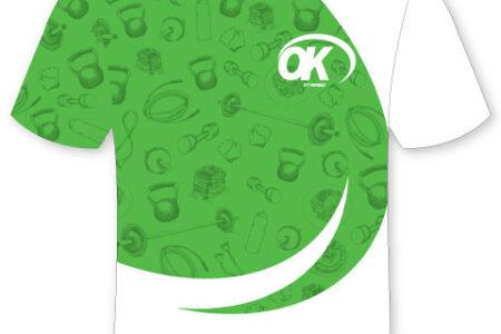 Ott Kiivikase fännisärk meestele – roheline