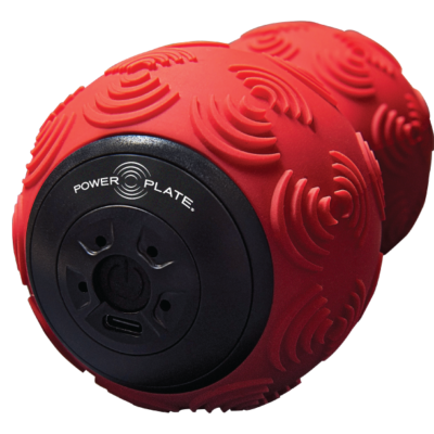 Kahesfääriline massažirullik Power Plate Dual Sphere